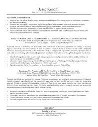 Sample Resume For Tax Preparer Federal Resume Example Fbi Resume Fbi Police Officer Sample
