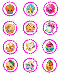 free printable halloween cupcake toppers shopkins free birthday party printables delicate construction