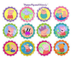25 peppa pig stickers ideas peppa pig