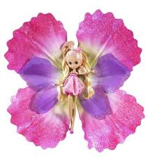 amazon barbie blooming thumbelina doll toys u0026 games