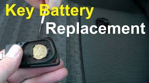 2008 toyota yaris battery toyota yaris key battery replacement how to replace remote key