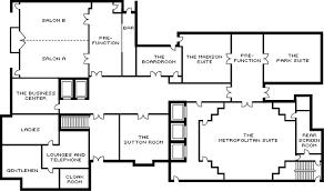 chrysler building floor plans nyc event space midtown meeting venue four seasons hotel