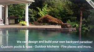 gm outdoor living pools u0026 spa inc youtube
