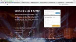 cara membuat twitter terbaru 2014 cara membuat twitter 2014 youtube