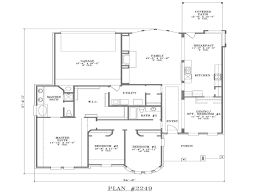 garage simple small house floor plans rear entry garage house