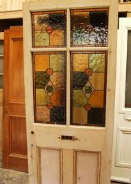 old glass doors reclaimed antique victorian and edwardian stained glass doors