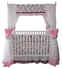 Crib Canopy Crown by Disney Crib With Canopy Creative Ideas Of Baby Cribs