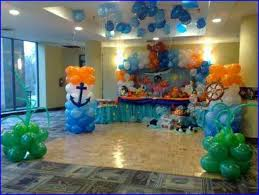 Balloon Decor Ideas Birthdays Balloon Decoration Ideas For 1st Birthday Party At Home Home