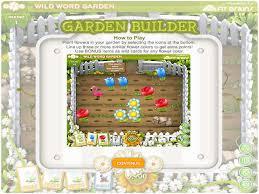 wild word garden online free game gamehouse