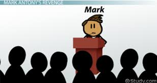 mark antony in julius caesar character analysis overview video