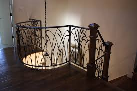 modern affordable design of the indoor balcony railings that can