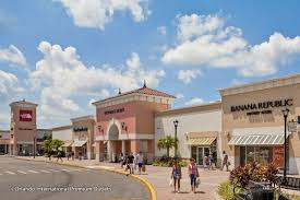 Orlando Premium Outlets Map by Orlando International Premium Outlets Huge Outlet Store On