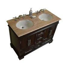 48 double sink vanity ebay