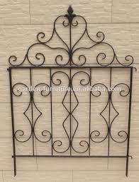 decorative wrought iron fence decorative wrought iron fence