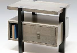 table nightstand awesome narrow bedside table winsome narrow