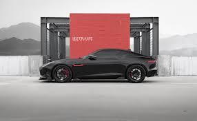 jaguar f type s eye catching british coupe strasse wheels