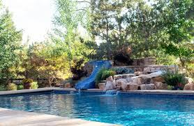 Pool Landscape Pictures by Denver Landscape Design In Parker Denver Landscaping Contractor