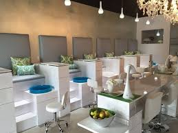 Salon Spa Interior Design Ideas An Upscale Nail Bar Specializing In Full Body Waxing