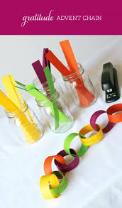 i am thankful chain cub scout crafts paper chains