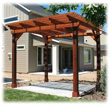 Gazebo Or Pergola by Pergolas And Gazebos