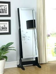 floor length mirror cabinet wall mirrors wall mirror with jewelry storage wall mount over the