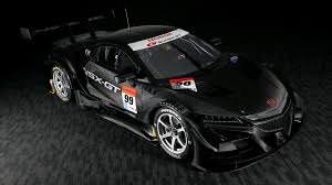 Acura Nsx Weight Honda Nsx Gt To Take On Super Gt 2 0 Turbo 590 Hp