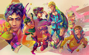 jojo s bizarre adventure jojo u0027s bizarre adventure all stars by miyukiko on deviantart