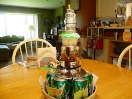 Liquor Bottle Cake Decorations 27 Best Beer And Wine Cakes Images On Pinterest Wine Cakes