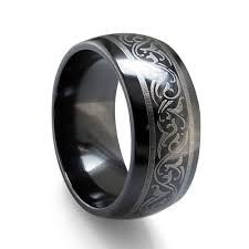black titanium wedding bands for men really cool titanium ring my style titanium ring