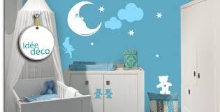 décoration chambre bébé garcon chambre bébé garcon stickers