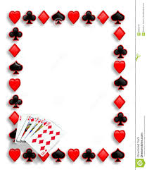alice in wonderland template 9 best images of playing card invitation border casino theme