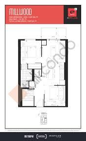 townhome floor plans e2 condos talkcondo