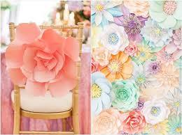 flowers for wedding 35 creative paper flower wedding ideas deer pearl flowers