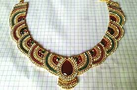 bridal necklace images Buy bridal necklace online from ts creations jpeg