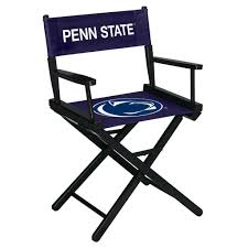 Aluminum Directors Chair Bar Height by Penn State Nittany Lions Directors Chair Nittany Lion Lions And