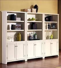 bookcase with bottom doors elegant bookcase elegant bookcases with doors on bottom living room