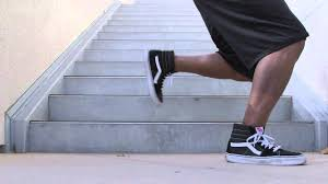 strengthening the hamstrings on stairs youtube