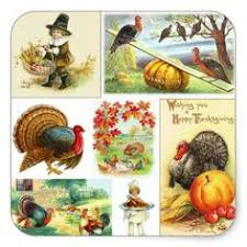thanksgiving triangle sticker thanksgiving