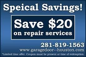 Overhead Door Repair Houston by Welcome To Garage Door Houston