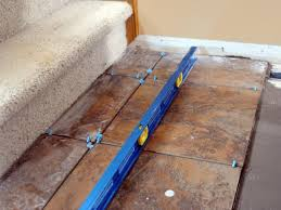 laying a tile floor how tos diy