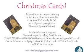 christmas cards on sale now mancroft appeal 300