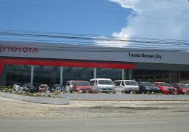 largest toyota toyota butuan city opened its largest dealership in northern