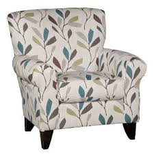 Turquoise Accent Chair Fabric Leather Stationary Chairs Rc Willey