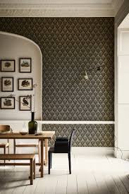 an elegant all over wallpaper pattern featuring a trailing gothic