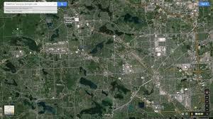 Google Map Michigan waterford township michigan map