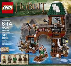 amazon black friday lego sales amazon com lego hobbit 79016 attack on lake town toys u0026 games