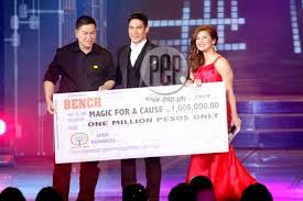 Sister Company Of Bench Star Magic Celebrities Walk The Ramp For A Cause Pep Ph