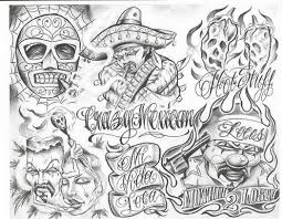 chicano tattoo design art work picture this great 5405625 top