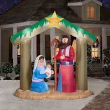 100 home depot inflatable christmas decorations home depot