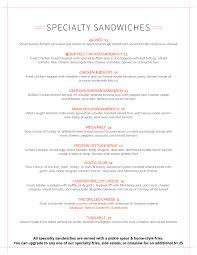swensens restaurant u2013 speciality sandwiches